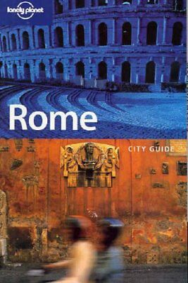 (Good)-Rome (Lonely Planet City Guides) (Paperback)-Garwood, Duncan-1740597109