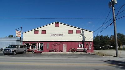Commercial Building for Sale Anna, Ohio For Retail or Manufacturing.