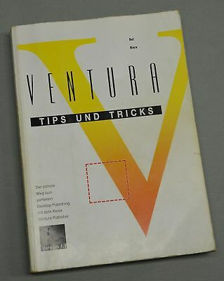 Ventura Tips und Tricks für den Xerox Ventura Publisher, 1987, deutsch