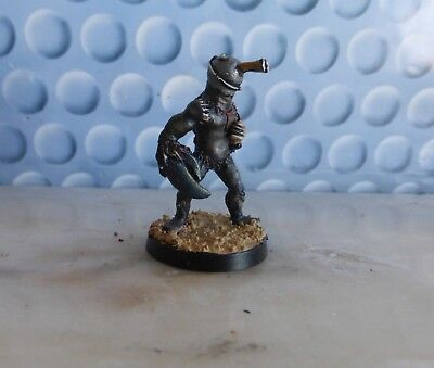 Harlequin Miniature - Dr Doctor Who - Morbius Monster