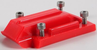 Acerbis 2411010004 Chain Guide Block 2.0 Insert Red