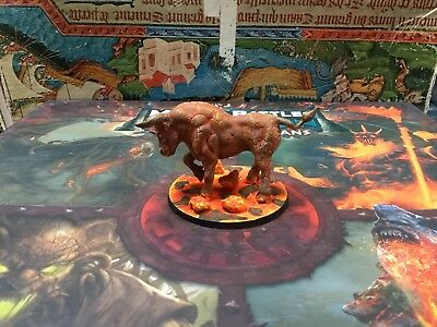 Painted Colchis Bull Hephaistos Mythic Battles Pantheon KS Exclusive 32mm