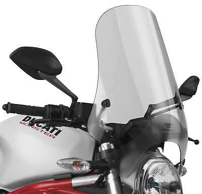 - Tint National Cycle N25001 Street Shield for 7//8-1in Handlebars 17in