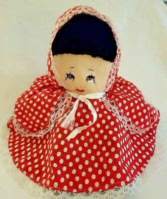 Topsy Turvy Little Red Riding Hood Reversible Doll 3 Ways Turvey