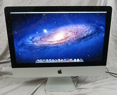 "Apple A1311 Intel Core i5 2.50GHz 4GB 500GB 21.4"" iMac Desktop"