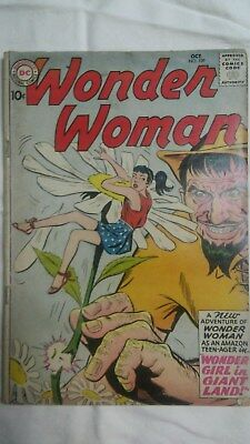 comics Wonder Woman