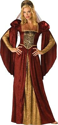 Medieval Renaissance Maiden Womens Adult Costume Size S Game of thrones