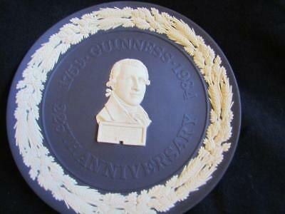 Wedgwood Guiness 2225th Anniversary Plate