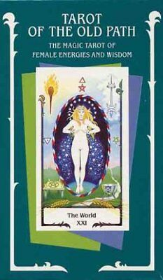 Tarot of the Old Path The Magic Tarot of Female Energies and Wi... 9780880794909