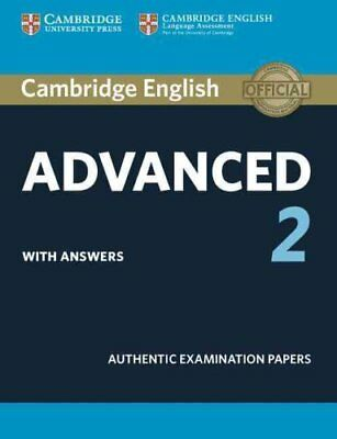 CAE Practice Tests: Cambridge English Advanced 2 Student's Book... 9781316504505