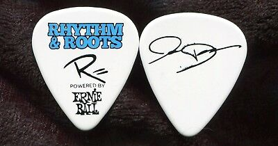 RASCAL FLATTS 2016 Rhythm Tour Guitar Pick!! JOE DON ROONEY custom concert stage