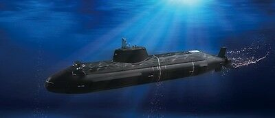 TRUMPETER® 04598 HMS Astute (Pre-Painted Kit) in 1:350