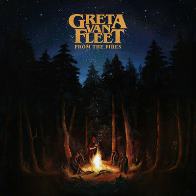 Greta Van Fleet - From The Fires - Cd Sigillato 2017