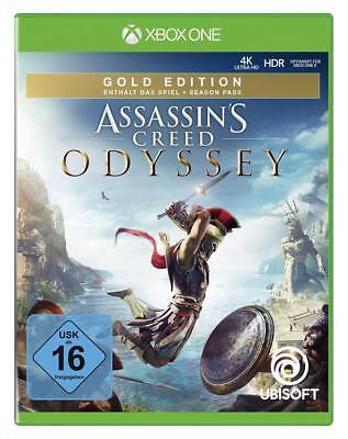 Assassins Creed - Odyssey - Gold        XBOX One         !!!!! NEU+OVP !!!!!