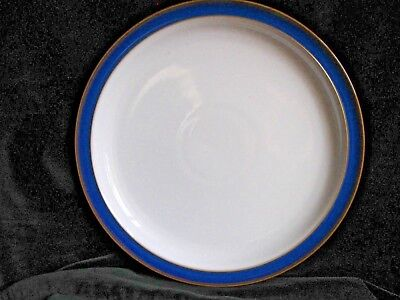 Denby Pottery Imperial Blue Dinner Plate