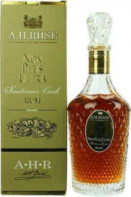 A.H. Riise Non Plus Ultra Sauternes Cask Finish 42.0% 0,7l