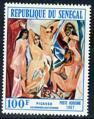 Senegal 1967 Air (Picasso painting) MNH