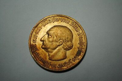 1923 weimar republic germany 10,000 mark coin l3