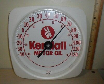 Kendall Motor Oil Thermometer,  Excellent Condition