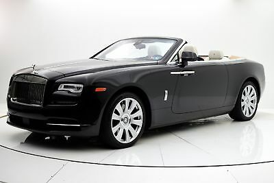 2016 Dawn -- Certified 2016 Rolls-Royce Dawn, One Owner, Only 2,598 Miles