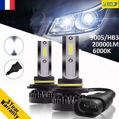 110W 20000LM 9005 HB3 LED Voiture Lampe Kit Phare Feux Ampoule Replace HID Xénon