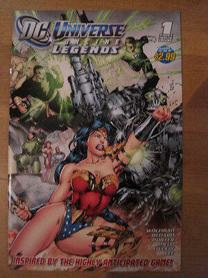 Dc  Universe Online Legends  1. Inspired By The Online Game.  Dc. 2011