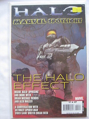 Halo : Marvel Spotlight - All Things Halo. Based On The Video Game. Marvel.2012
