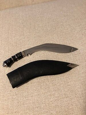 Antique Nepalese Indian kukri knife sword