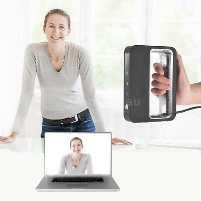 3D Scanner High Precision Handheld Body Face Object Crafts Scan + Software