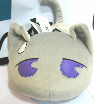 "12"" Fruits Basket Yuki Bag Plush Anime Stuff Rat Halloween Toy Game FBBG1021"