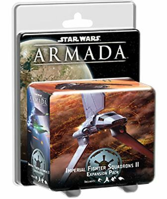 Star Wars Armada Game - Imperial Fighter Squadrons II Expansion