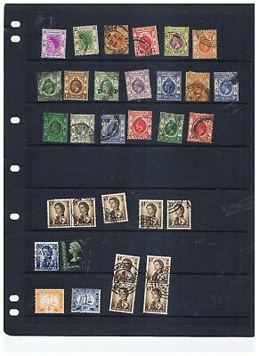 Hong Kong collection (C49) – Free postage