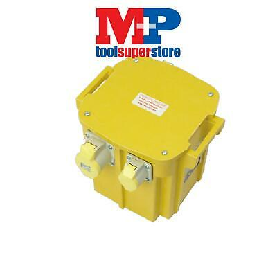 Carroll & Meynell 5003 5003/3 Transformer Triple Outlet Rating 5 Kva Continuous