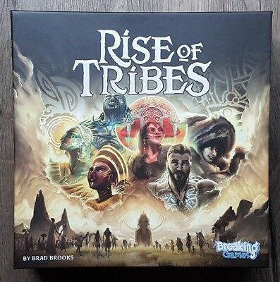 RISE OF TRIBES - Breaking Games - Kickstarter - NEU!