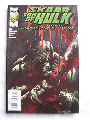 Skaar Son Of Hulk :the Savage World Of Skaar. Secret Invasion  One-Shot.marvel