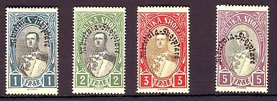 Old Europe  * Balkans King  Mint  == 4 ==