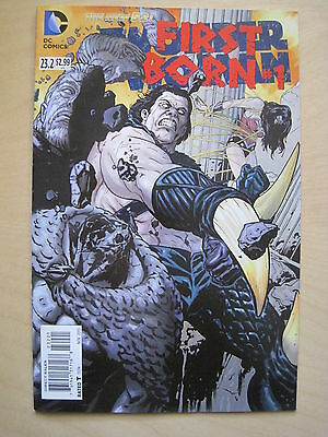 WONDER WOMAN  # 23.2 / FIRST BORN # 1.1st PRINT.THE NEW 52.GREAT COVER ! DC.2013