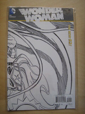 WONDER WOMAN  # 15.1st PRINT VARIANT. By AZZARELLO & CHIANG. THE NEW 52. DC.2012