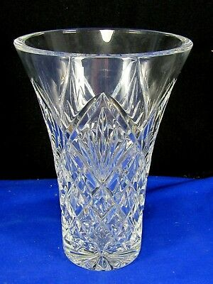 Waterford Crystal Pineapple Vase 12 Inch 26500 Picclick