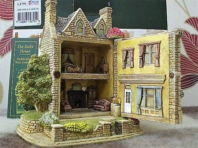 Lilliput Lane .. THE DOLLS' HOUSE .. West Yorkshire .. RARE OPENING PIECE ..
