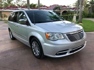 2011 Town & Country Limited 2011 Chrysler Town & Country Limited Automatic 4-Door Van