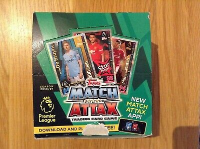 Match Attax 2018/19 18/19 Man Of The Match 100 Clubs And Limited Editions Mint