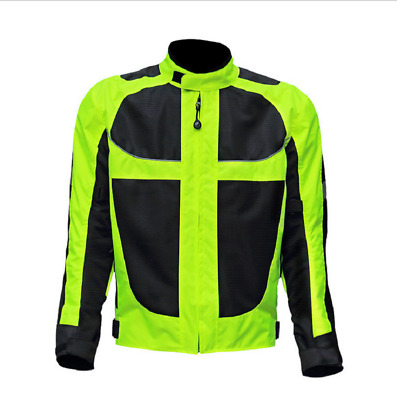 Reflective Safety Riding Jacket Waterproof Motorcycle Riding Suit Racing coat
