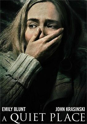 A Quiet Place (DVD, 2018)