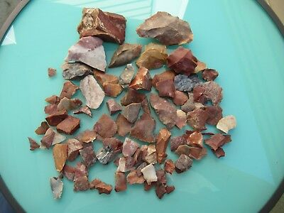 Lot of Texas Flint Chert for Knapping