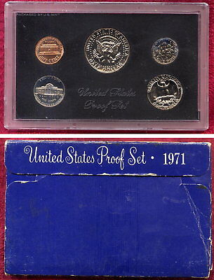 1971 American Proof Coin Set