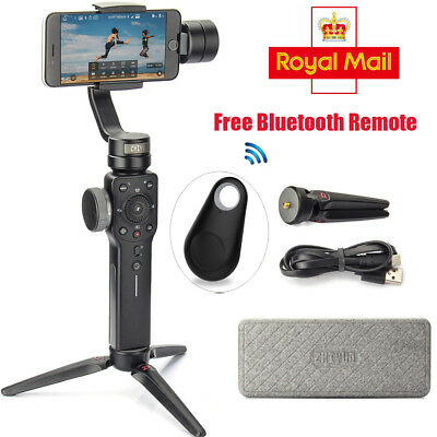 Zhiyun Smooth 4 3-Axis Handheld Gimbal Stabilizer for iPhone XS Max 8 7 6S plus