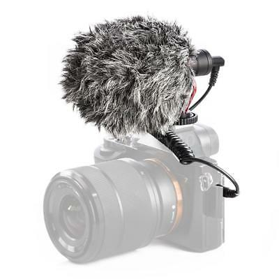 BOYA BY-MM1 Universal Cardiod Shotgun Microphone for Canon Sony Samsung DSLR