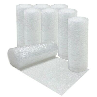 "Bubble Cushioning Wrap 12"" x 50' ft - Small Bubbles 3/16"" - Perforated every 12"""