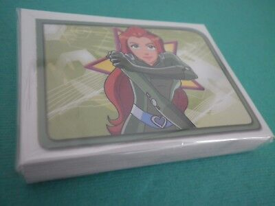 Lotto Figurine Stickers TOTALLY SPIES! Panini Nuove NEW /F4/